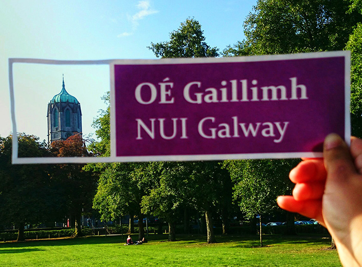 NUI Galway's International Summer School 2020